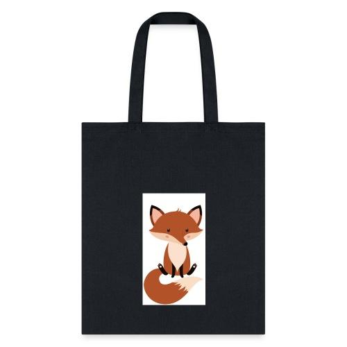 Cute Fox accessories - Tote Bag