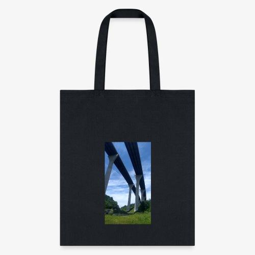 Bridge & Sky - Tote Bag