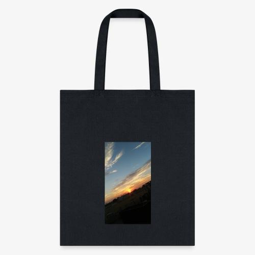California sunset - Tote Bag