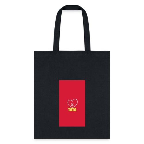 BTS TATA MERCH - Tote Bag