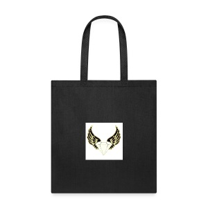 black and yellow glo edition - Tote Bag