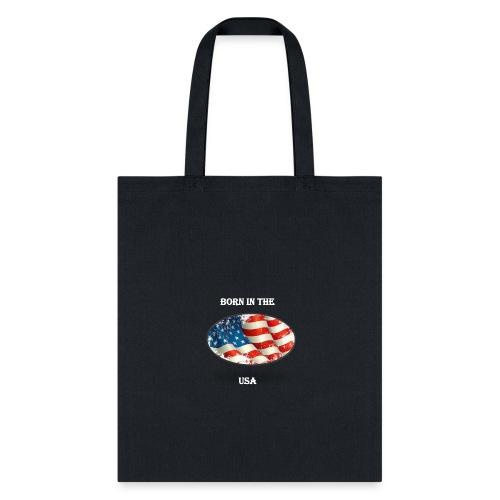 Born in the usa - Tote Bag