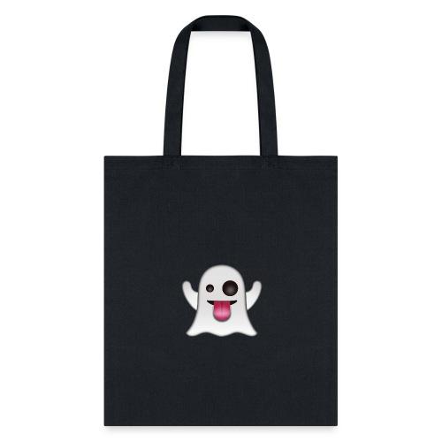 ghost face emo - Tote Bag