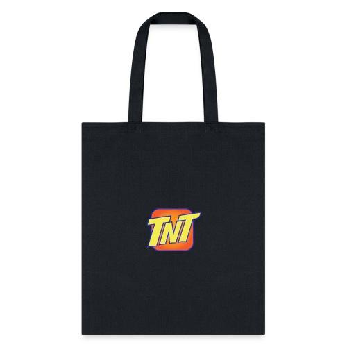 TNT cellular service logo - Tote Bag