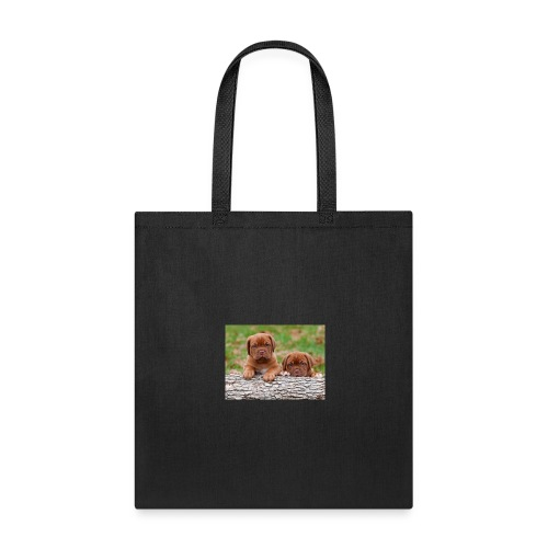 French Mastiff Puppies - Tote Bag