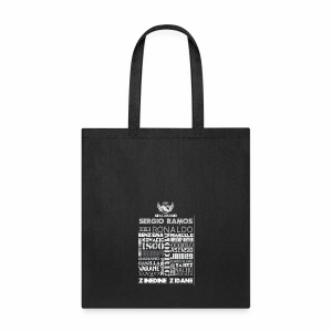 Real Madrid Design - Tote Bag