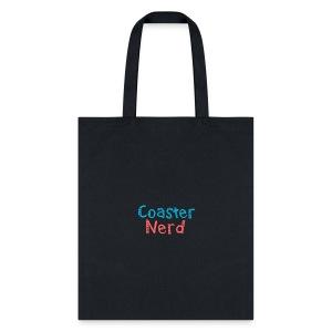Coaster Nerd - Tote Bag