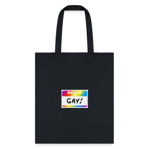 gays, emos, bisexuals, etc - Tote Bag