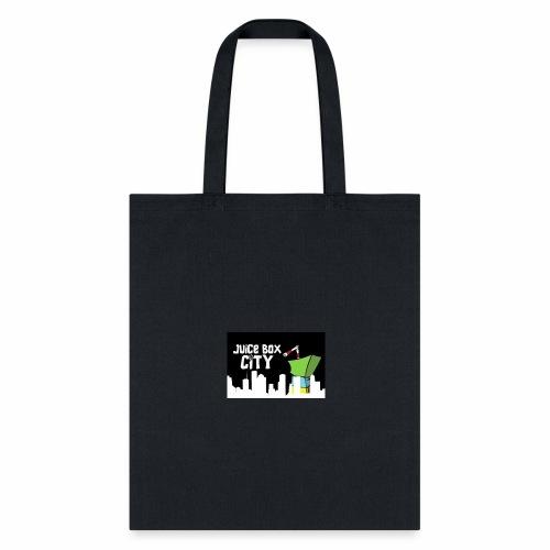 Juice Box City - Cityscape - Tote Bag