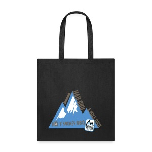BBQ A Mile High - Tote Bag