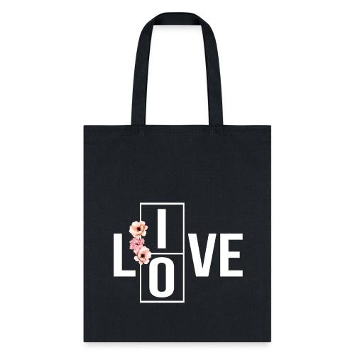 live love - Tote Bag