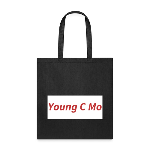 Young C Mo - Tote Bag