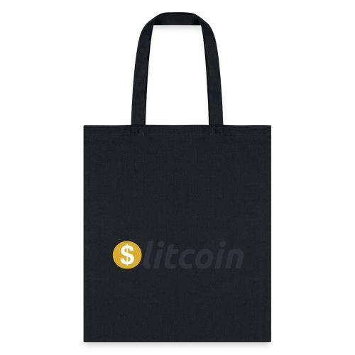 Litcoin - Tote Bag