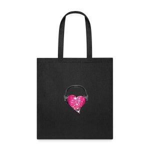 Music in my heart - Tote Bag