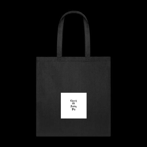 Church of Daddy pig - Tote Bag