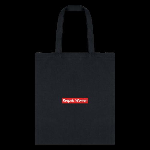 Respekt women - Tote Bag