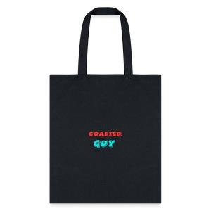 Coaster guy - Tote Bag