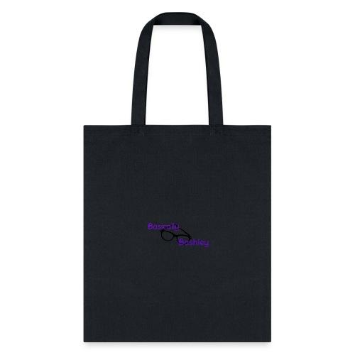 BasicallyBashleys Basic Design - Tote Bag