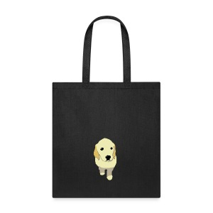 Golden Retriever puppy - Tote Bag