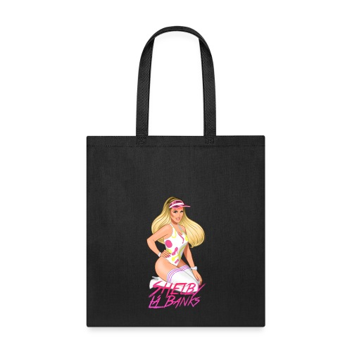 Shelby Lá Banks - Sporty Barbie - Tote Bag