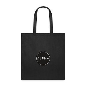 alpha team fitness - Tote Bag