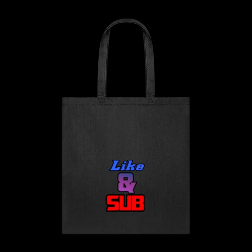 Like & Sub - Tote Bag