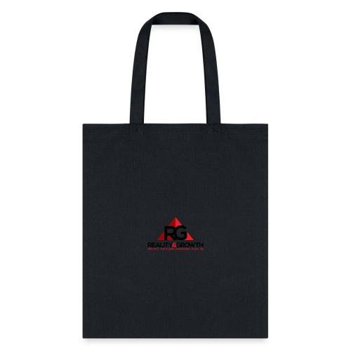 REALITY&GROWTH - Tote Bag