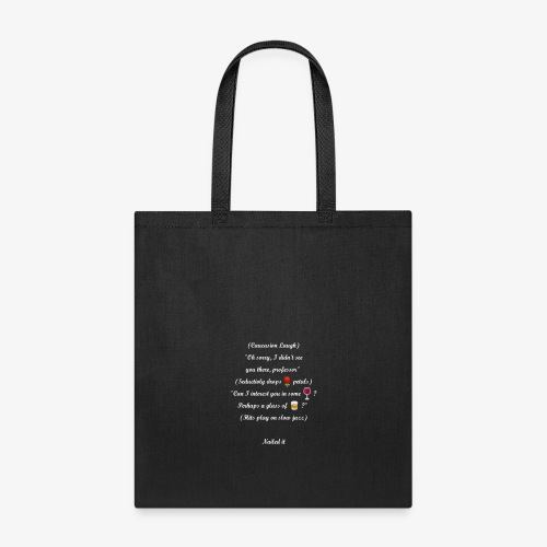 RandomQuote#1 - Tote Bag