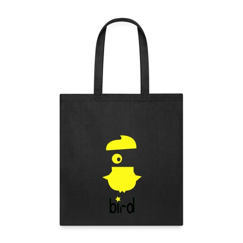 crazy bird - Tote Bag
