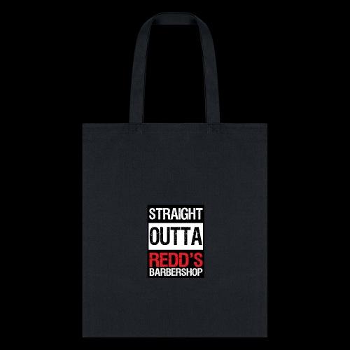 Straight Outta Redd's Barbershop - Tote Bag