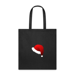 Carmaa Santa Hat Christmas Apparel - Tote Bag