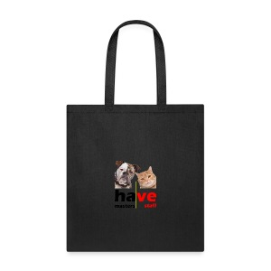 Dog & Cat - Tote Bag
