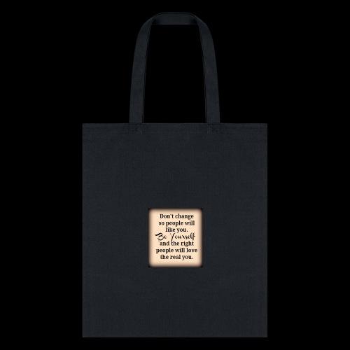 Be you - Tote Bag