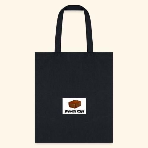 Brownie Plays Merchandise - Tote Bag