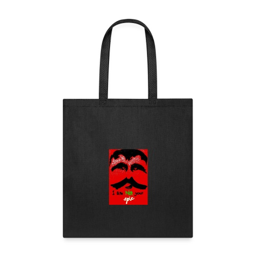 iam not your spic - Tote Bag