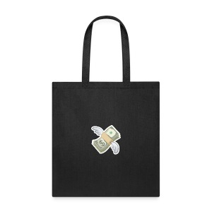 Money With Wings - Tote Bag