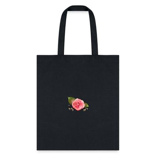 Pink Rose - Tote Bag