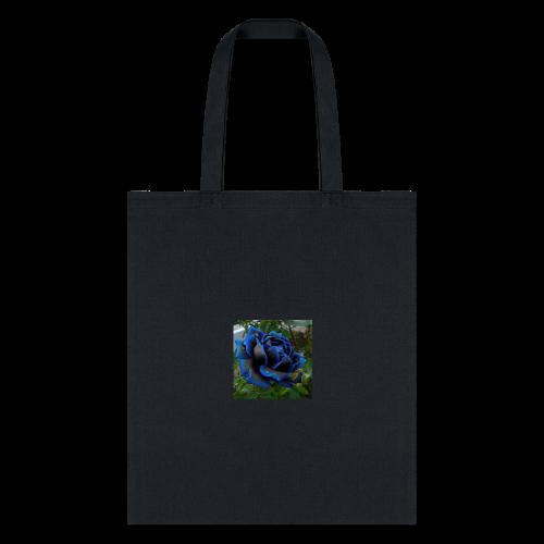 Blue rose - Tote Bag