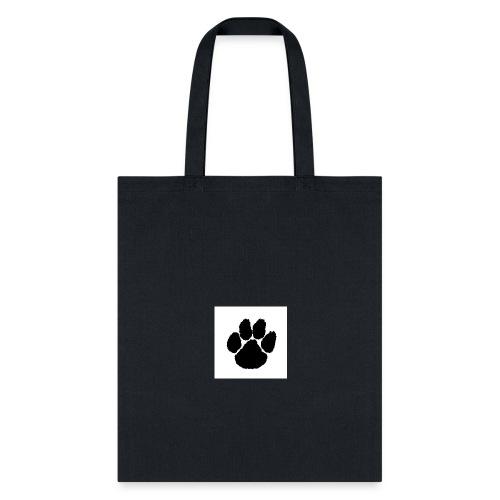 paw - Tote Bag