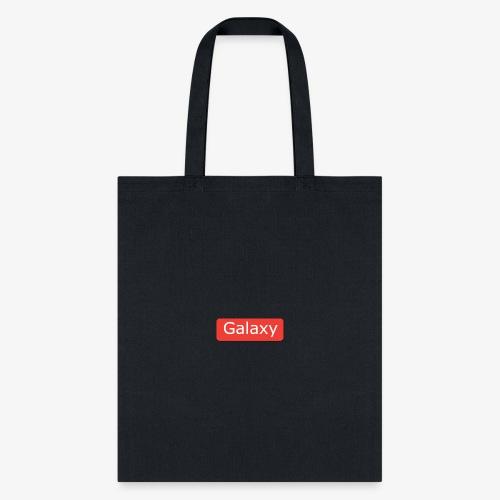 Galaxy's new sub merch - Tote Bag