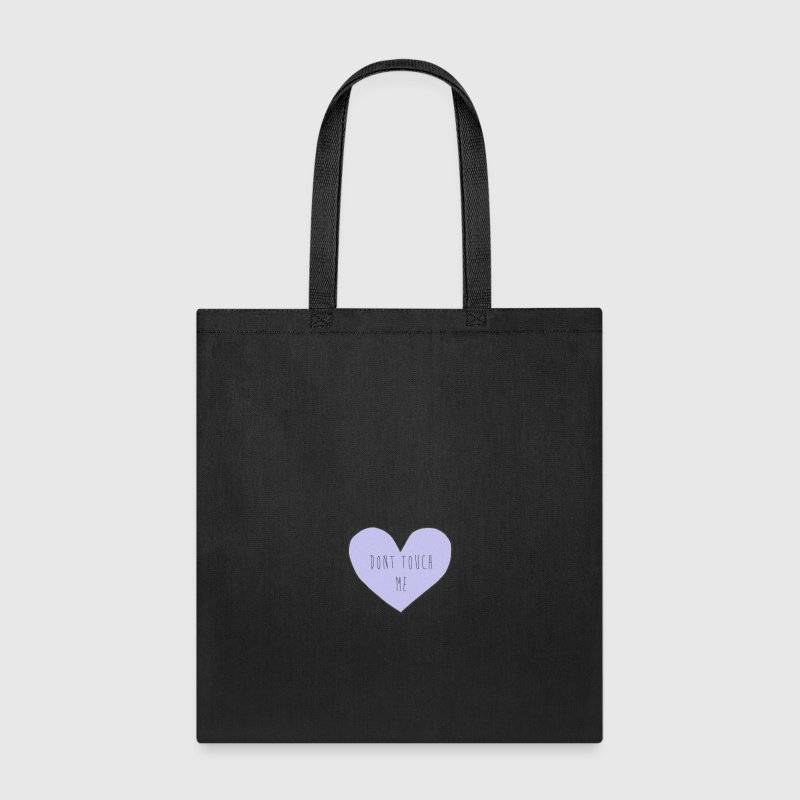 Don't Touch Me Heart - Tote Bag