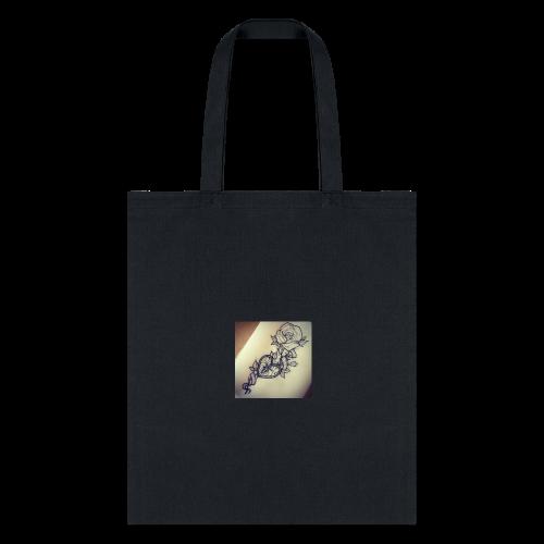 Rosy love - Tote Bag