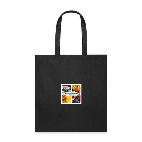 ReMARKable Farms Logo 2016 - Tote Bag