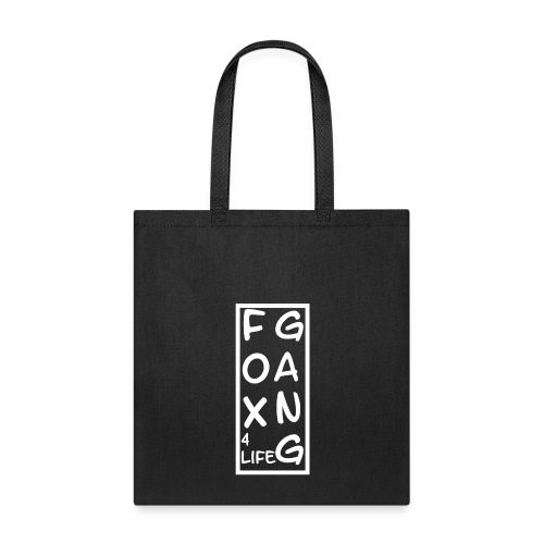 FG4L White 2 - Tote Bag