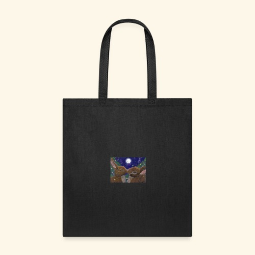 first kiss bmp by shycelt d6kmv7v - Tote Bag