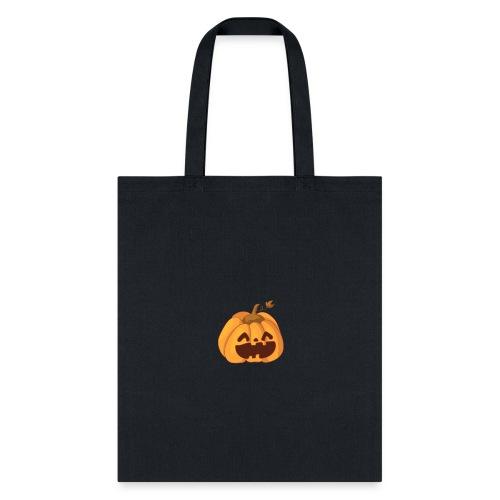 smiley pumpkin - Tote Bag