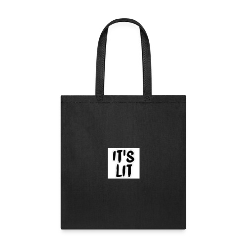 Its Lit Merchandise - Tote Bag