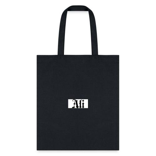 ali name design6 - Tote Bag