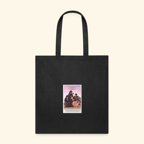 The Breakfast Club (movie poster) - Tote Bag