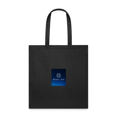 Blast Off Logo - Tote Bag